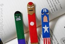 Every Hero Has a Story / Summer Reading Program 2015 / by Warren County Library HQ NJ