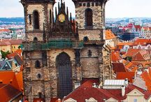 Central Europe / Central Europe itineraries, travel tips, inspiration and travel guide. (Hungary, Czech Republic, and more).