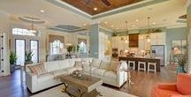 Beautiful Living Rooms by ICI Homes