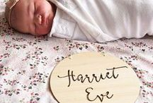 babies • birth announcements