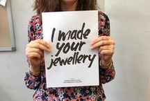 FashionRevolution / Fashion should feel good! Much of the global fashion industry is opaque, exploitative and environmentally damaging and desperately needs revolutionary change. We love fashion, but we don't want our clothes to come at the cost of people or our planet. Join the Fashion Revolution #IMADEYOURJEWELLERY #IMADEYOURCLOTHES #WHOMADEYOURCLOTHES