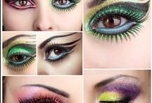 Make up, Hair, Nails and Beauty