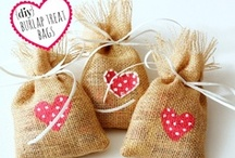 burlap valentine's day / by burlap projects