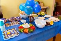 K I D S . P A R T I E S / Fun ideas for children's birthdays