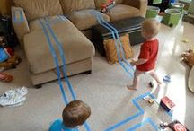 Kids Fun Projects - Indoors