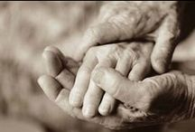 Hands and palms / I have always found hands and palms very interesting: beautiful; full of stories and experiences.