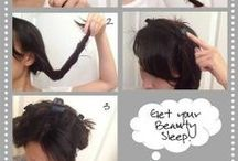 Hair Tutorial / by Jane E