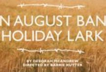 An August Bank Holiday Lark / Northern Broadsides Spring Tour 2014 In co-production with The New Vic Theatre