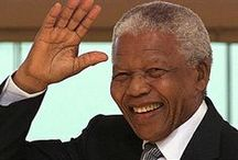 Nelson Mandela... forever an inspiration / Hamba Kahle Tata uqhatso ulufezile - Go well, Father, you have done all...