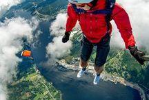 YOLO / #extreme #sports #fun #adrenaline #yolo  ♥ facebooking.net