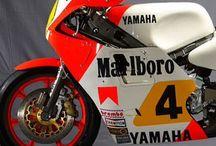 Yamaha / Moto yamaha