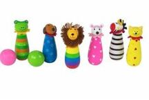 Kawaii Animals: Jigsaws & Wooden Toys / Gorgeous animal shaped educational jigsaws and wooden toys. These colourful toys will help you to teach the alphabet and numbers to small children. When not being played with you can keep them in their own storage bag or put them on display. All available on www.kawaiianimals.com