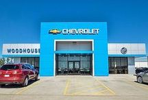Dealerships & Locations / All of our Woodhouse Auto Family Dealerships