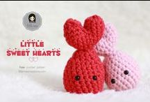 Crochet ~ ♥ Valentine's Day, Hearts, Love... ♥