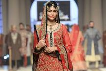 Telenor Bridal Couture Week 2014 / Checkout the different bridal collections showcased by some of the most talented and prominent designers of Pakistan!