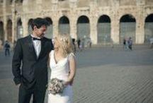 Wedding love in Rome
