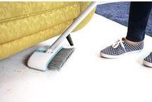 Praktycznie i wygodnie, czyli jak w łatwy sposób utrzymać porządek / Praktyczne akcesoria ułatwiające w codziennych obowiązkach, w porządkach i sprzątaniu