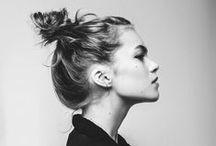 Hairstyles / Hairstyles, hår, opsætninger, tips og tricks