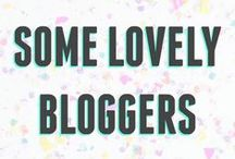 Some Lovely Bloggers / SLB is for bloggers to connect with other bloggers and share yours + other blogger's pins! Follow { @workplaystock } on Instagram then DM us there to be added!