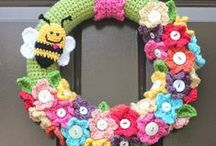 Crochet ~ Spring & Summer Fun! / spring & summer [free] crochet patterns