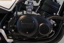 Yamaha rz 250 tamiya 1/12