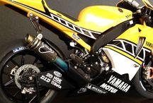 Yamaha m1 tamiya 1/12