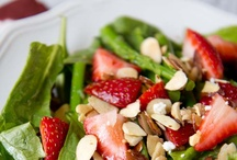 Salad / Mostly entrée salads that could be a full meal