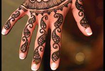 Mehndi / henna