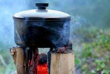 Camping, Bushcraft and Outdoors / by Brian Hitch