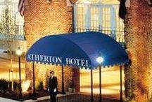 The Atherton Hotel,  State College, PA / A wonderfully comfortable full-service hotel in the heart of downtown State College, PA, one block from Penn State University. / by The Atherton Hotel, An Ascend Collection Hotel