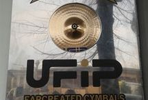 Factory Ufip - earcreated cymbals / While staying at the Italian School Pistoia our students will have the opportunity to visit the factory Ufip, famous throughout the world for its production of handmade cymbals.  A real italian excellence in Pistoia!