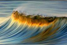 La llum a les ones del mar 2014 / Històries de llum mar endins: fars, colors submarins, bioluminiscència...