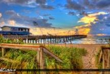 Lake Worth Pier  / The famous Lake Worth Pier