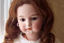 Dolls for Rainee / Antique and Current
