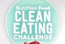 clean eating challenge / This is a two-week detox plan that's actually realistic. You'll learn to eat healthy, feel awesome, and stay that way. / by BuzzFeed Food