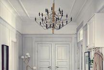 Ceiling lights & chaindelers
