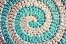 Ideas Trapillo / Patrones e ideas de crochet para elaborar con trapillo