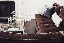 Sofa / Sofas and some chairs
