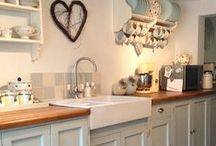 Worktop Inspiration / Different styles, designs & applications for worktops.