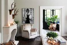 Interior Design / Creative & design ideas for the home.