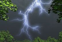 Lightning Dreams and Nightmares / Lightning....amazing displays of beauty and power and destruction.  / by David Wierengo