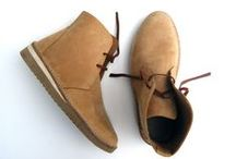 Handmade Shoes / This is the range of footwear Pia Nowland made during her studies before launching her business Lapito Footwear,
