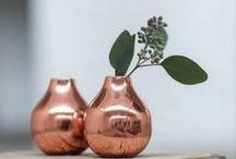 Material - C O P P E R / Material | Copper | Design | Inspiration | Home