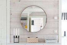 M I R R O R - Espejos redondos / Round mirror | Deco | Inspiration | Design | Home
