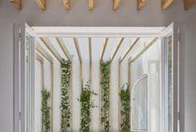 Garden | Vertical garden | Green roof