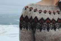 Knitting - For me