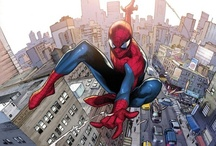 Spider man illustrations
