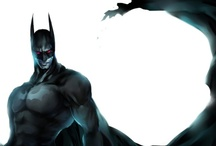 Batman illustrations