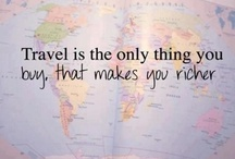 Travel...done or to do