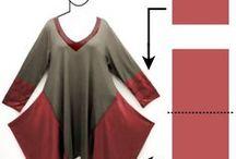 Tunikoita, mekkoja